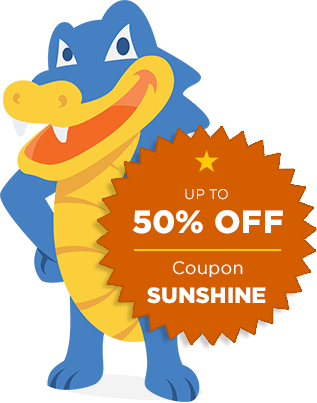 UP TO 50% OFF. Coupon: Sunshine